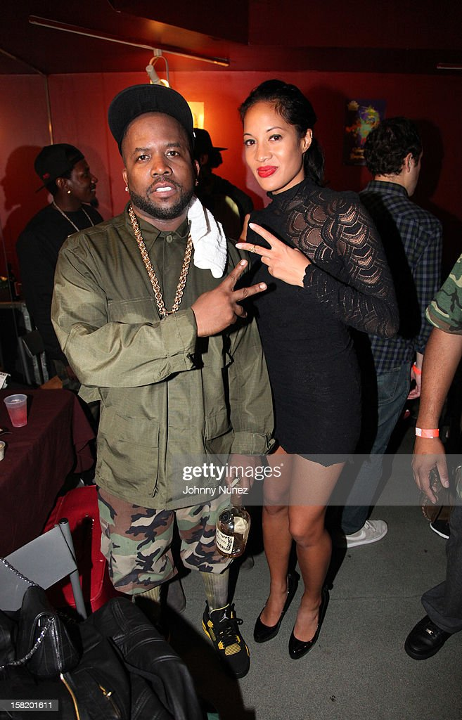 <a gi-track='captionPersonalityLinkClicked' href=/galleries/search?phrase=Big+Boi&family=editorial&specificpeople=202898 ng-click='$event.stopPropagation()'>Big Boi</a> (L) attends his Album Release Party at S.O.B.'s on December 10, 2012 in New York City.