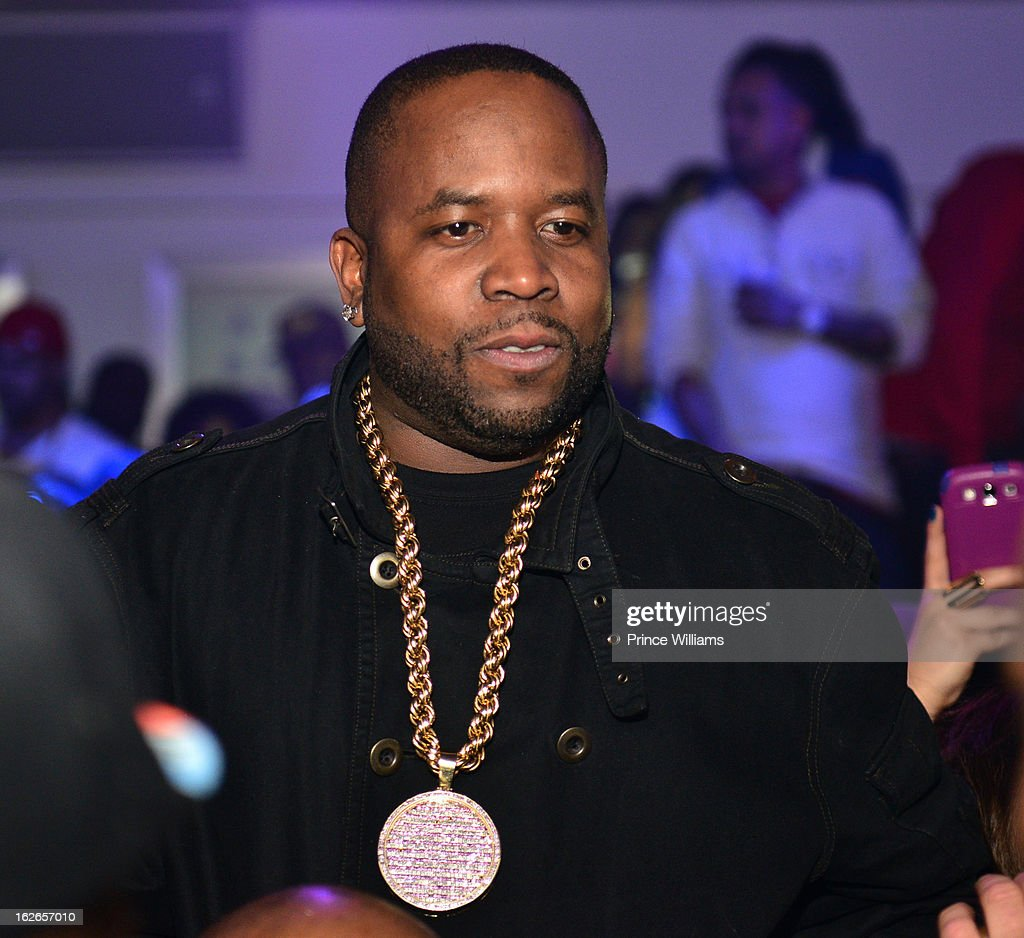 Big Boi attends the So So Def anniversary party hosted by Jay Z at Compound on February 23, 2013 in Atlanta, Georgia.