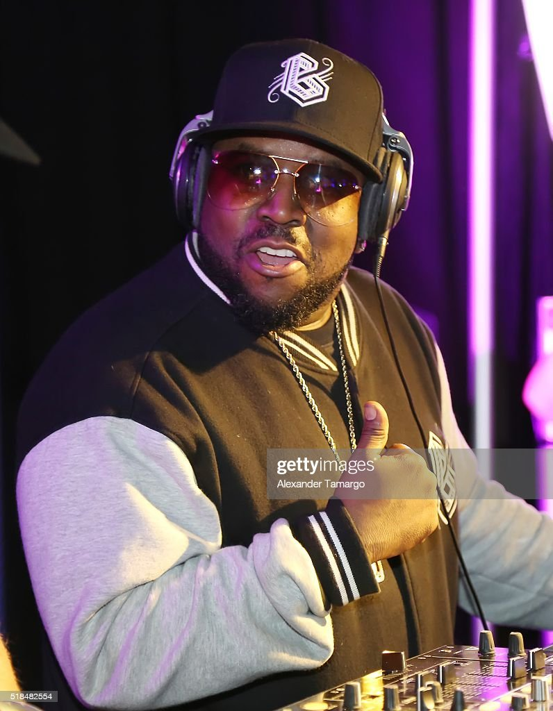 Big Boi from the music group Outkast is seen performing at the Lexus Pop Up Concert Series Powered By Pandora at Gallery of Amazing Things on March...