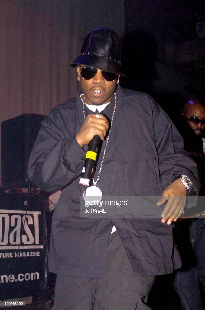Big Boi of Outkast during XTreme Entertainment Presents A Night to Remember at Henry Fonda Theater in Hollywood California United States