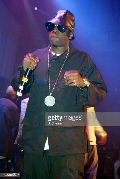 Big Boi of Outkast during XTreme Entertainment's All Star Weekend Party feat Lil Kim and Outkast at Henry Fonda Theatre in Hollywood California...