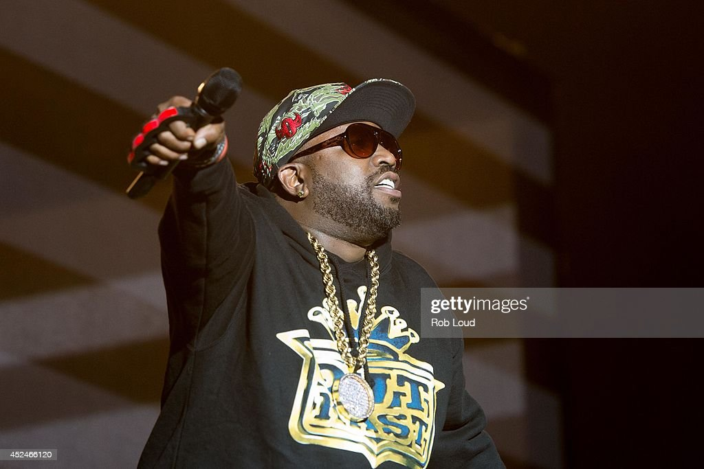 Big Boi of Outkast performs at Pemberton Music Festival on July 20, 2014 in Pemberton, Canada.
