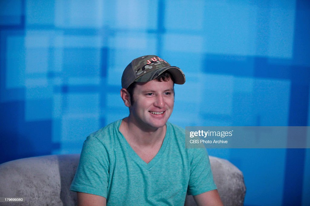 'Big Brother' - Houseguest, Judd, on BIG BROTHER Thursday, September 5, on the CBS Television Network.