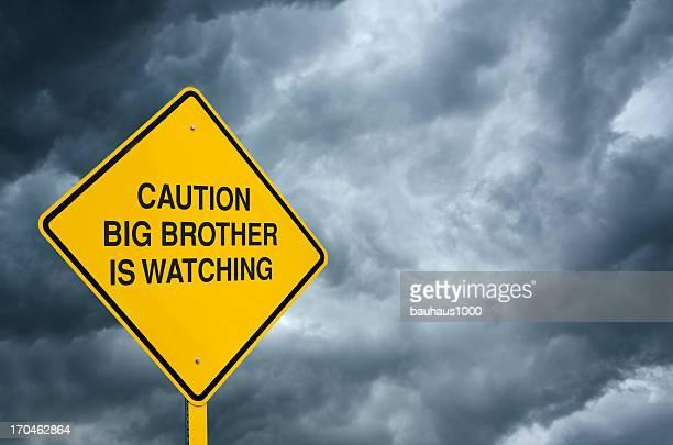Big Brother Panneau