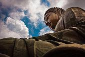 Big Buddha Or Tian Tan Buddha of Hong Kong