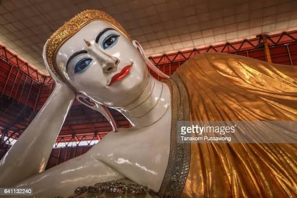 Big Buddha, Shwethalyaung Reclining Buddha