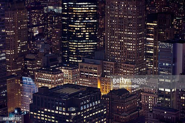 Große Stadt, die niemals schläft