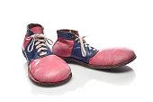 Big Clown Shoes