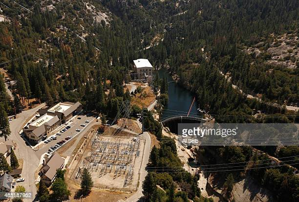 Big Creek Power House 1 in Southern California Edison's Big Creek hydroelectric system which serves as the home to one of the largest and most...