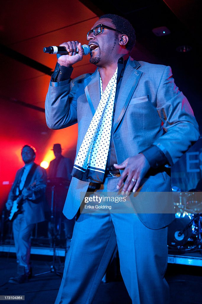 Big Daddy Kane performs during the 2013 Essence Festival at the Mercedes-Benz Superdome on July 6, 2013 in New Orleans, Louisiana.