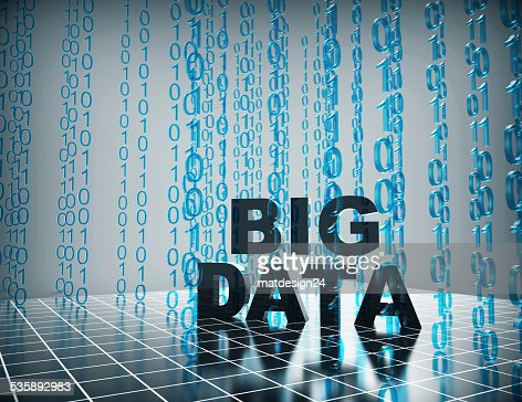 Big Data Concept : Stock Photo
