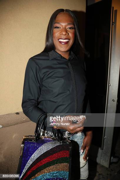 Big Freedia arrives at Stage 48 on August 18 2017 in New York City