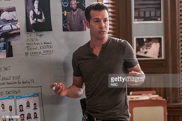 D 'Big Friends Big Enemies' Episode 403 Pictured Jon Seda as Antonio Dawson