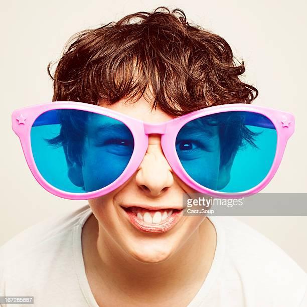Big glasses