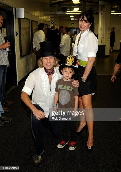 Big Kenny and Christiev Alphin attend the 2011 CMT Music Awards at the Bridgestone Arena on June 8 2011 in Nashville Tennessee