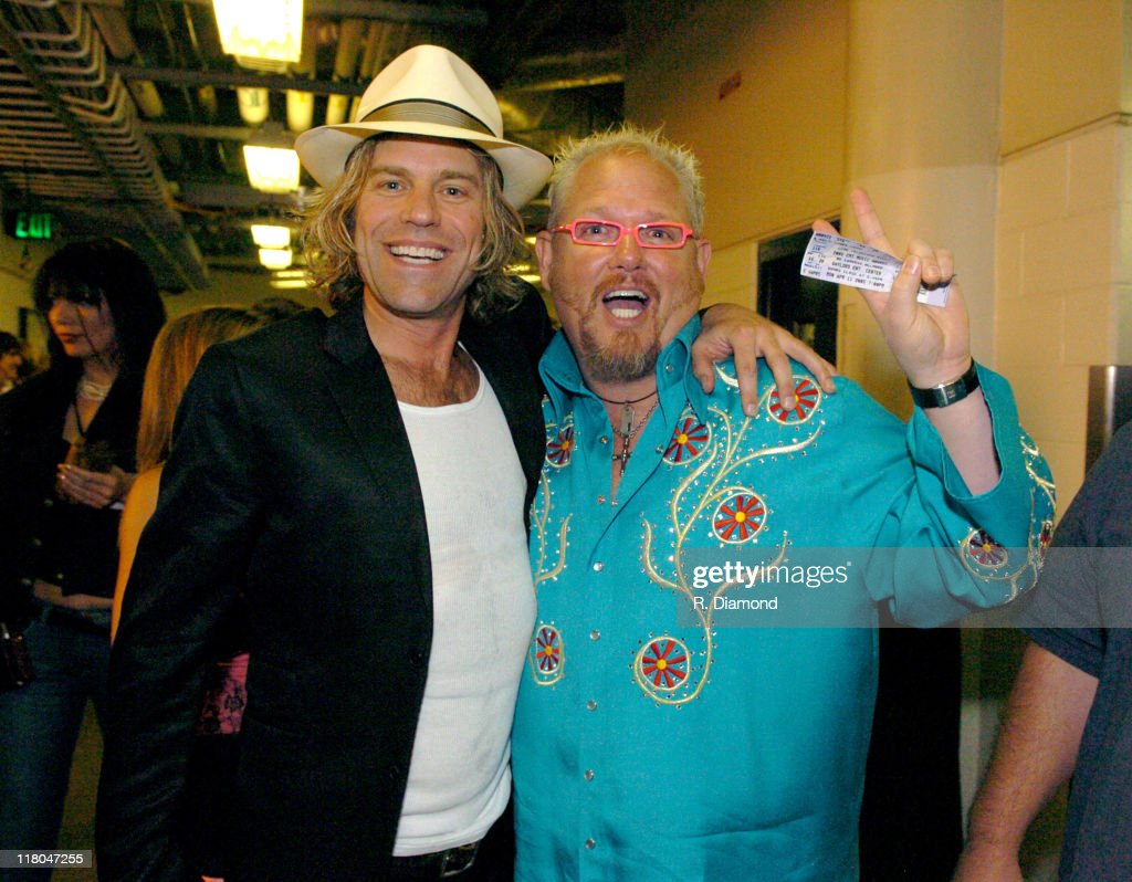 2005 CMT Music Awards - Backstage