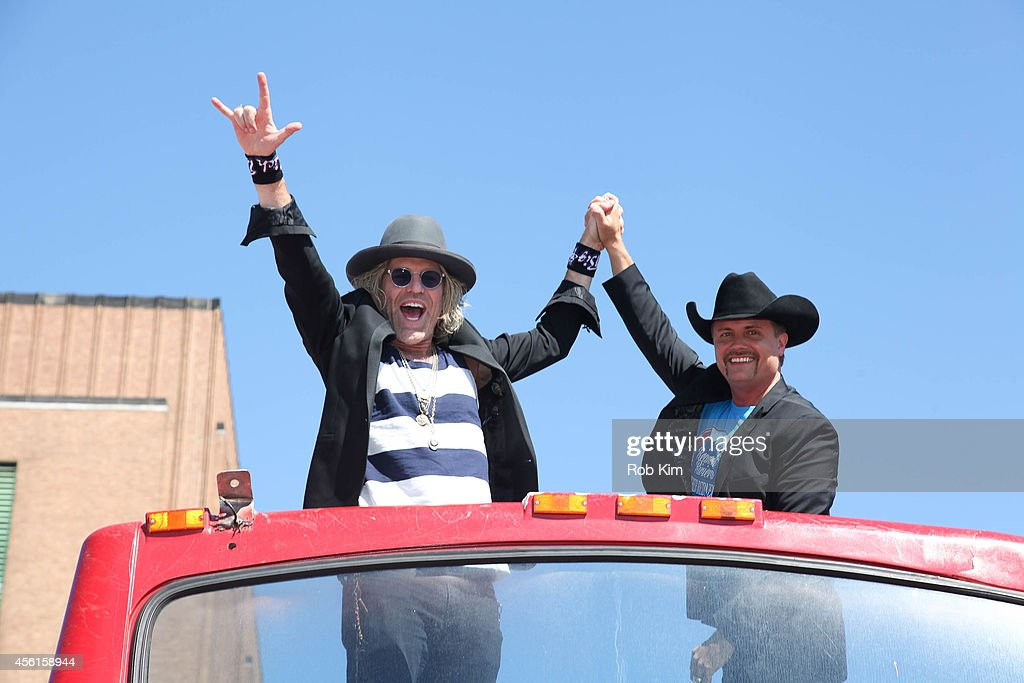 "Big And Rich ""Ride Of Fame"" Induction Ceremony"