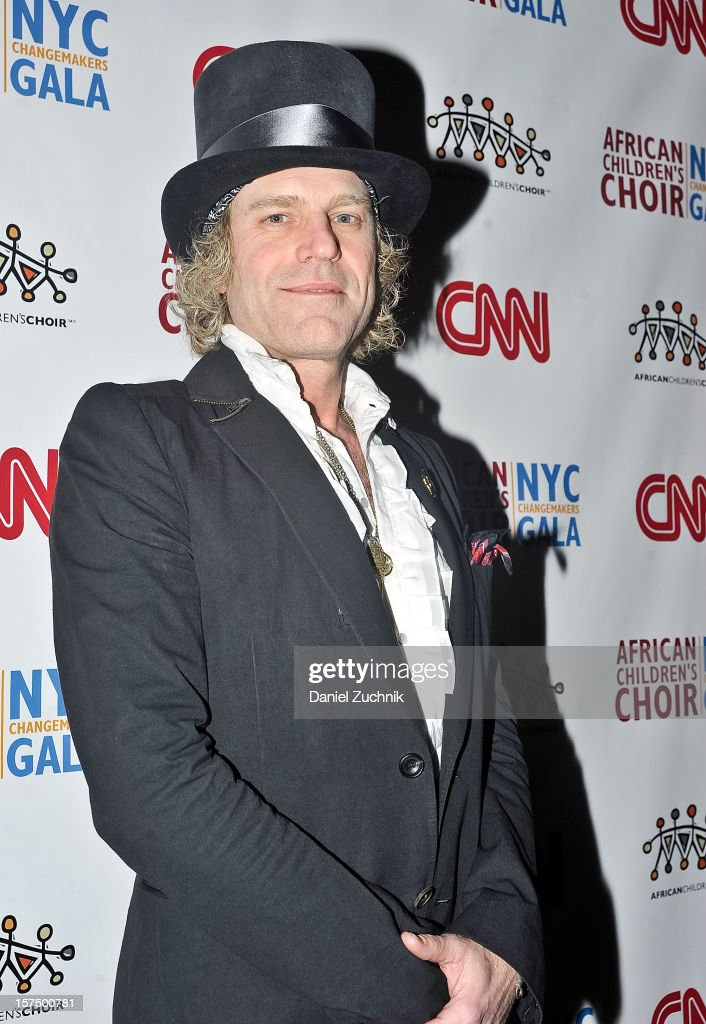 Big Kenny attends the 4th annual African Children's Choir Fundraising Gala at City Winery on December 3, 2012 in New York City.