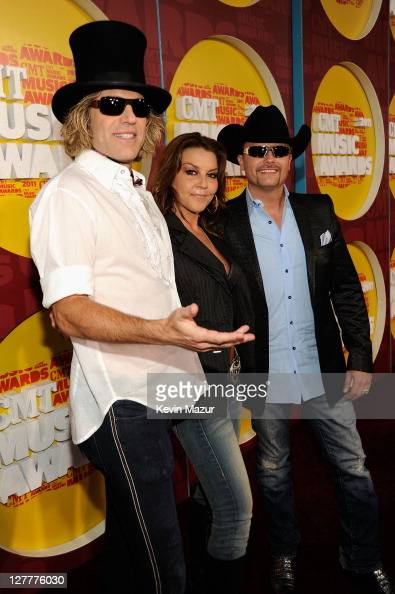 Big Kenny Gretchen Wilson and John Rich attend the 2011 CMT Music Awards at the Bridgestone Arena on June 8 2011 in Nashville Tennessee