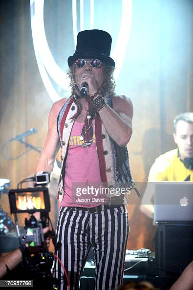 Big Kenny of Electro Shine performs during the MTV VH1 CMT LOGO 2013 O Music Awards on June 20 2013 in Nashville Tennessee