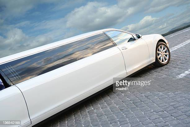 Big limousine