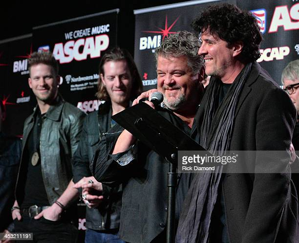 ASCAP Big Machine Label Group and BMI Hosts Florida Georgia Line and Celebrates 'Round Here' No 1 songWith awardwinning songwriters Rodney Clawson...