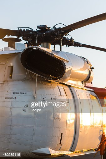 big military helicopter : Stock Photo