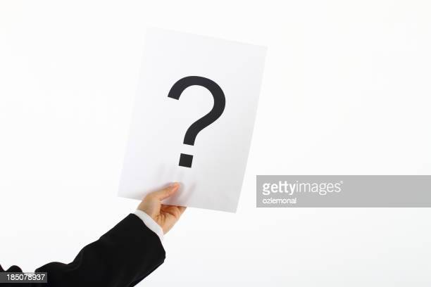 Big question