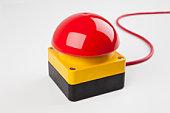 A big red buzzer