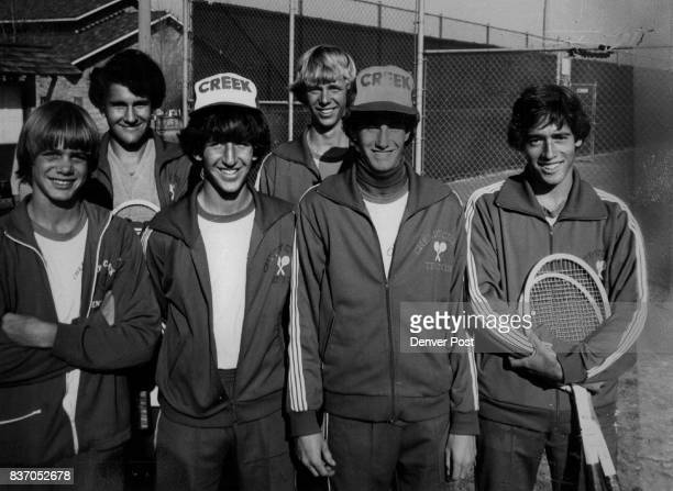 OCT 24 1977 OCT 26 1977 'Big Red Train' Unbeatable in Team Play at state net meet ***** Cherry Creek to record sixth consecutive team title in...