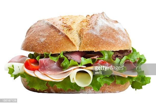 Gros sandwich