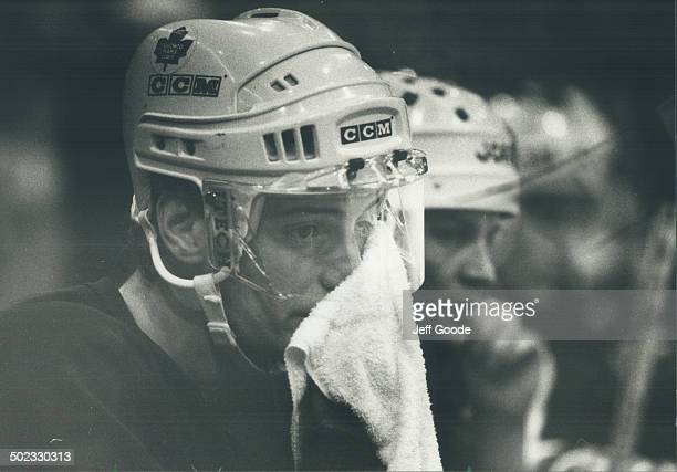 Big scorer If the Leafs are to improve upon their fourthplace finish of a year ago they'll need another big year out of Tom Fergus who contributed 31...