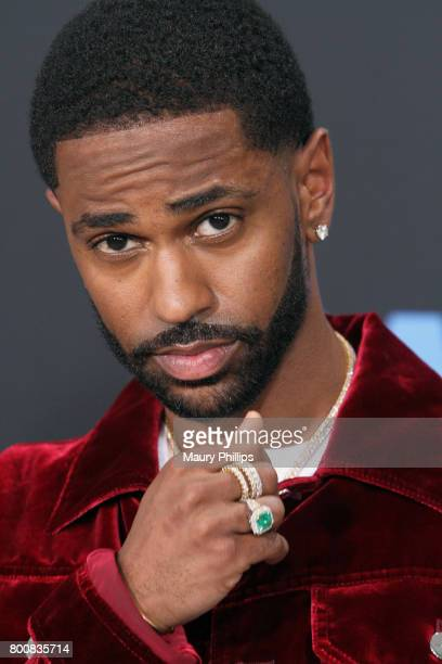Big Sean at the 2017 BET Awards at Microsoft Square on June 25 2017 in Los Angeles California