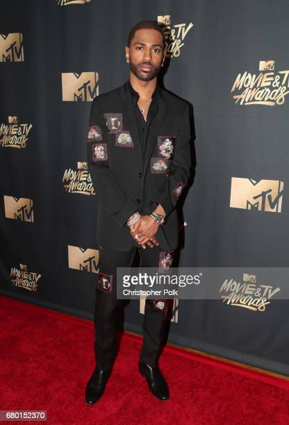 Big Sean attends the 2017 MTV Movie And TV Awards at The Shrine Auditorium on May 7 2017 in Los Angeles California