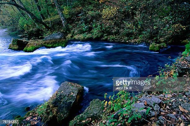 Big Spring, Ozarks National Scenic Riverways, Ozark National Park, Missouri, United States of America, North America