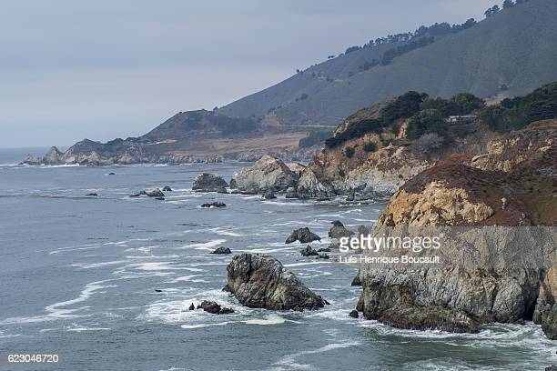 Big Sur and the Sea