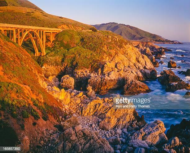 Big Sur Coastline, California  (P)