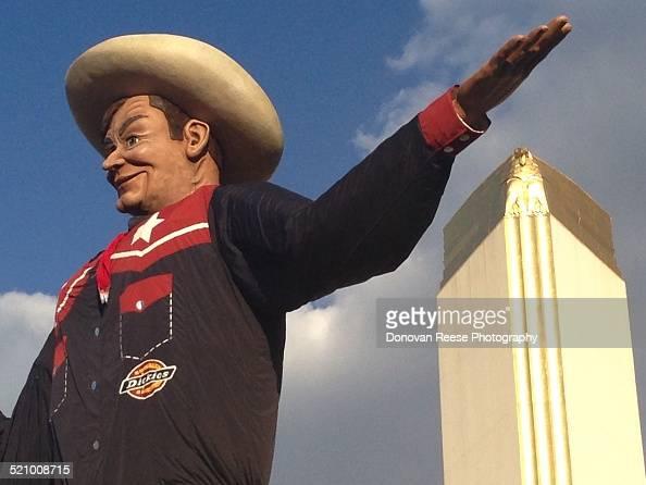 Big Tex Texas State Fair Dallas Texas
