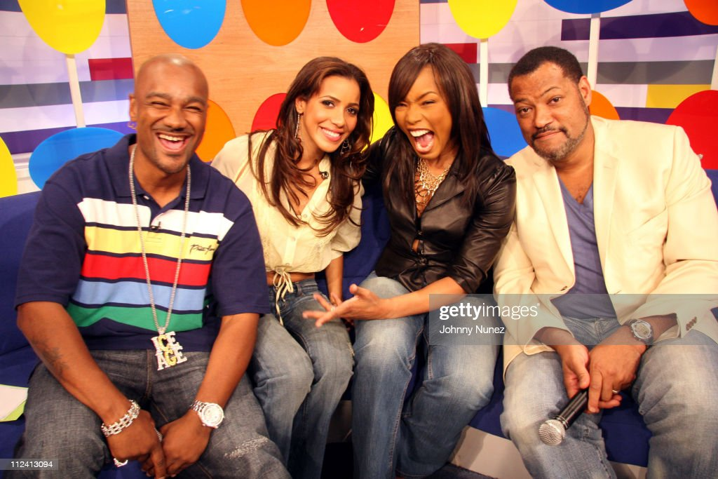 Big Tigga, Julissa, Angella Bassett and <a gi-track='captionPersonalityLinkClicked' href=/galleries/search?phrase=Laurence+Fishburne&family=editorial&specificpeople=206347 ng-click='$event.stopPropagation()'>Laurence Fishburne</a>