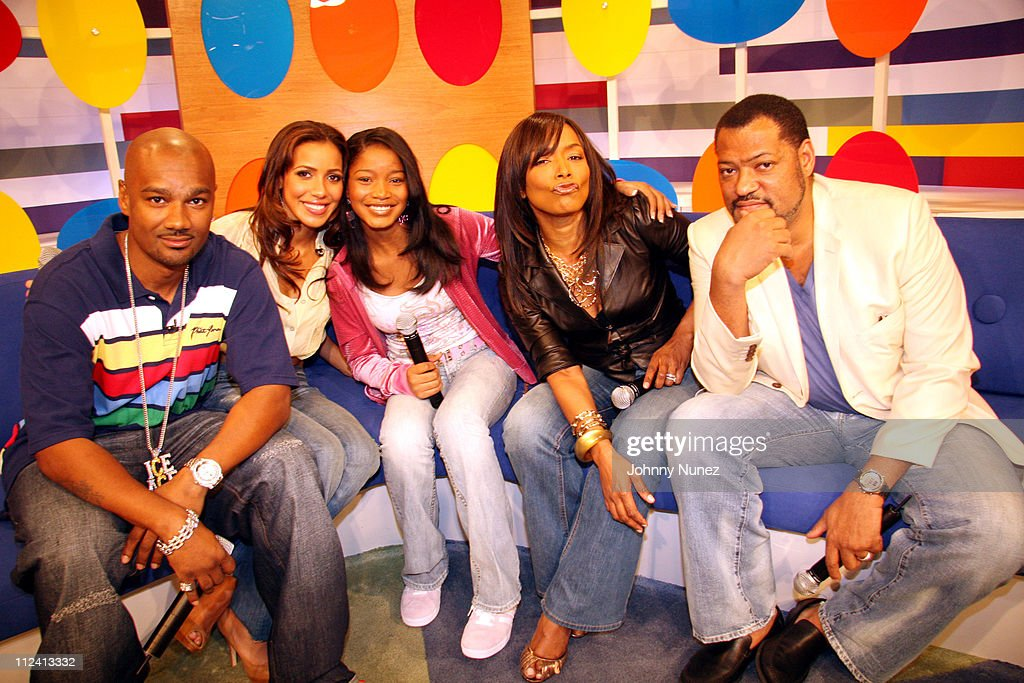 Big Tigga,Julissa, KeKe Palmer,Angella Bassett and <a gi-track='captionPersonalityLinkClicked' href=/galleries/search?phrase=Laurence+Fishburne&family=editorial&specificpeople=206347 ng-click='$event.stopPropagation()'>Laurence Fishburne</a>
