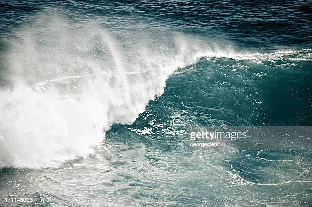 Big Wave Breaking