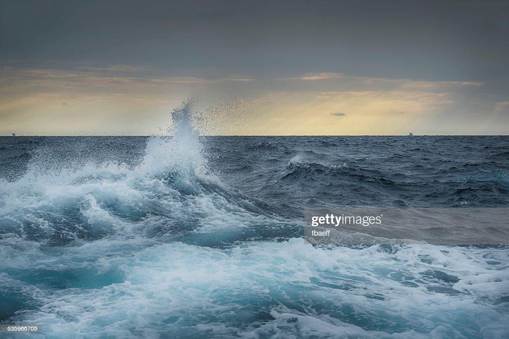 big wave : Stock Photo