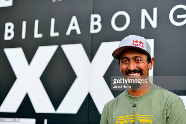 Big wave surfer Ramon Navarro attends the 2013 Billabong XXL Big Wave Awards at The Grove on May 3 2013 in Anaheim California