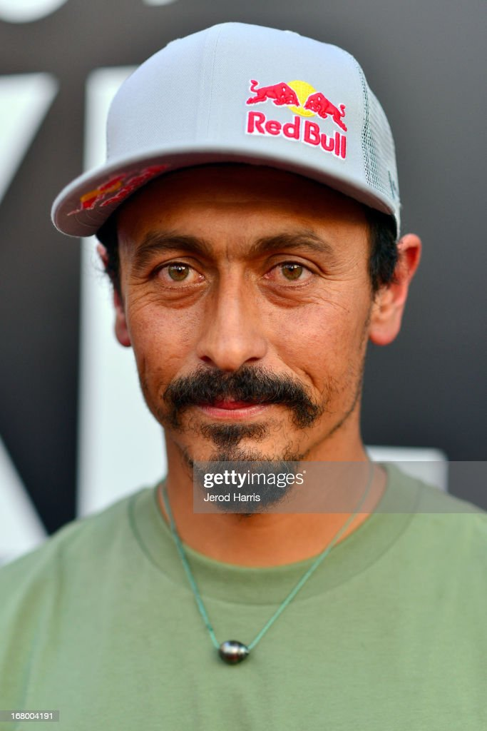 Big wave surfer Ramon Navarro attends the 2013 Billabong XXL Big Wave Awards at The Grove on May 3, 2013 in Anaheim, California.