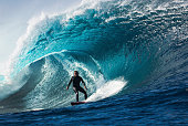 Big Wave Surfing