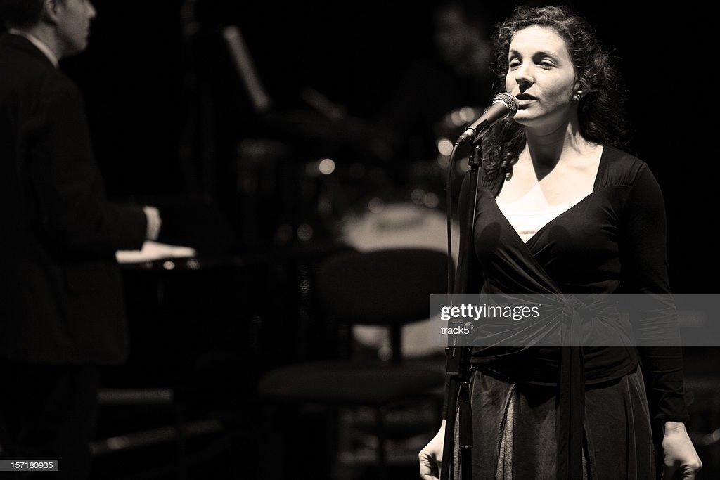 bigband: lady sing the blues