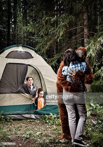 Bigfoot amour