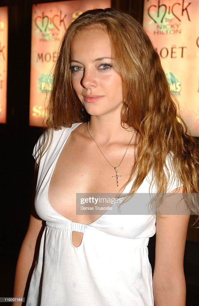 Bijou Phillips Stock Photos and Pictures