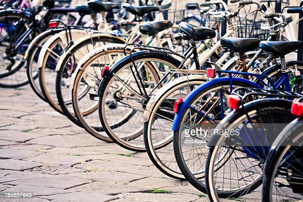 Bike Parking, Italy