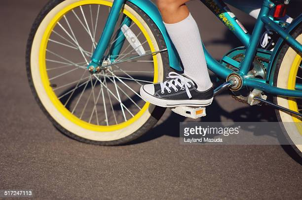 Bike Pedal Tennis Shoe